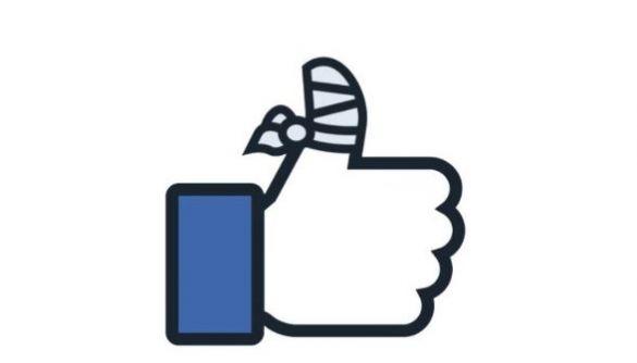 Facebook видалив більше сотні українських акаунтів через політагітацію та мову ненависті