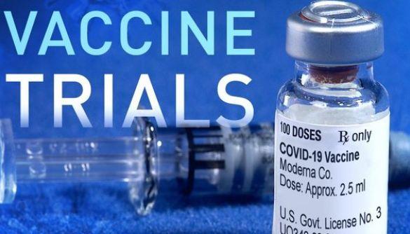 Американська компанія успішно випробувала вакцину від COVID-19 на людях