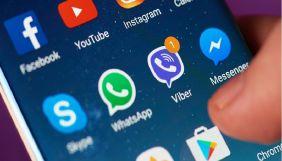 В який області України найбільше використовують Telegram, а в який - Facebook та YouTube?
