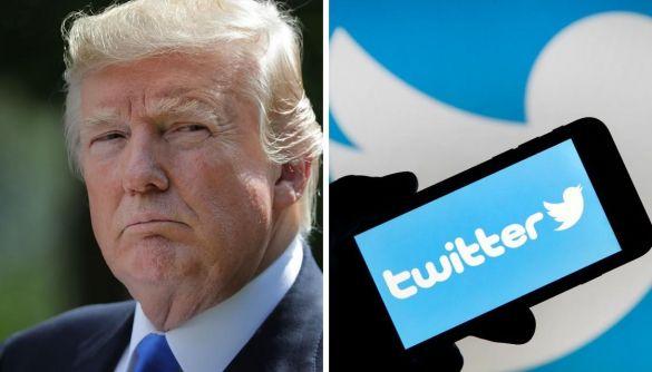 Трамп образився на Twitter, бо там про нього нібито «розкручують» лише негатив