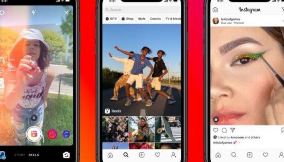 Instagram намагається перекупити найпопулярніших блогерів з TikTok – ЗМІ