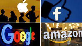 Конгрес проти «імператорів онлайн-економіки». Що тепер буде з Apple, Facebook, Google та Amazon