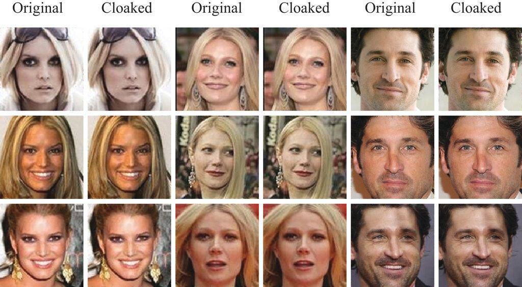 Вчені створили додаток для захисту фотографій від систем розпізнавання облич