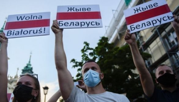 Що відомо про телеграм-канали, які висвітлюють протести в Білорусі