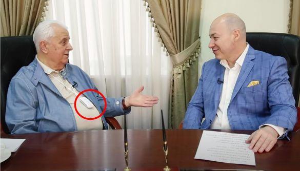 Кравчук похвалився американською «озоновою маскою» від коронавірусу. Що з нею не так?