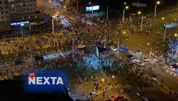 Nexta — это как 5 канал во время Оранжевой революции в Украине