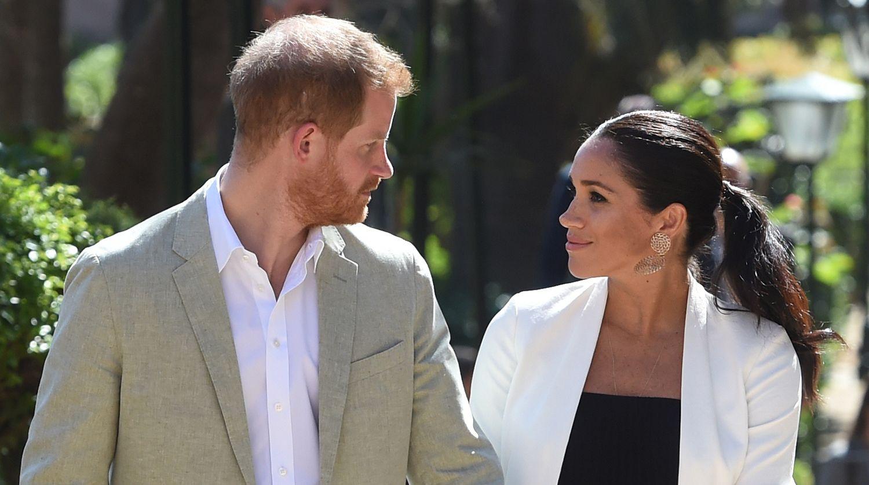 Принц Гаррі та Меган Маркл підписали контракт з Netflix