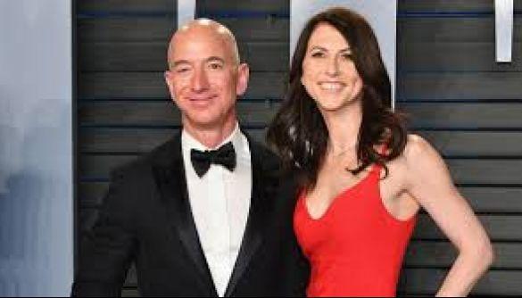 Колишня дружина Джефа Безоса очолила рейтинг найбагатших жінок світу