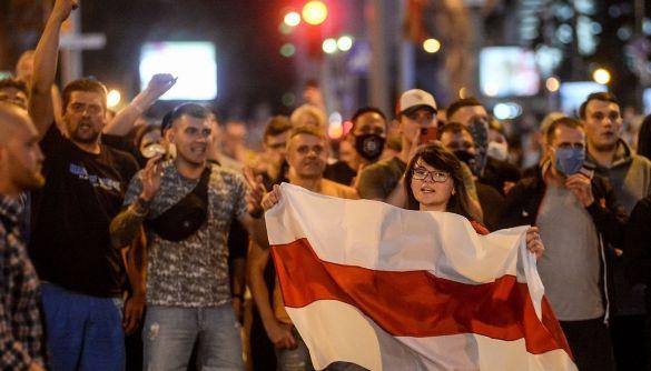 У Білорусі створили чат-бота, який рахує людей на протестах