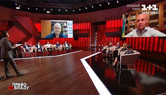 Палиця здивував Наталю Мосейчук заявою про тиск влади на кандидатів від «За майбутнє»  — моніторинг