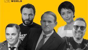 У Дубінського – 83%, у Шарія – 78%, у Медведчука – 61%. І це не рейтинг, а кількість ботів серед їхніх фоловерів у Twitter