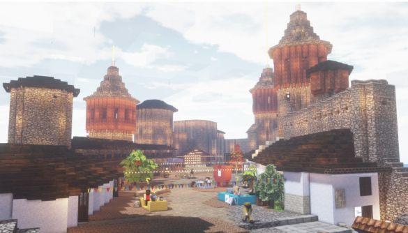 Через COVID-19 музичний фестиваль пройшов в комп'ютерній грі Minecraft