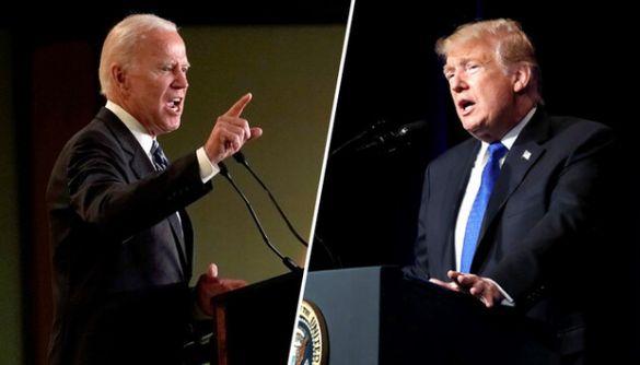 Трамп vs Байден: кто выиграл дебаты?