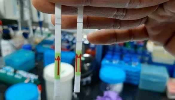 Індійські вчені розробили швидкий паперовий тест на коронавірус