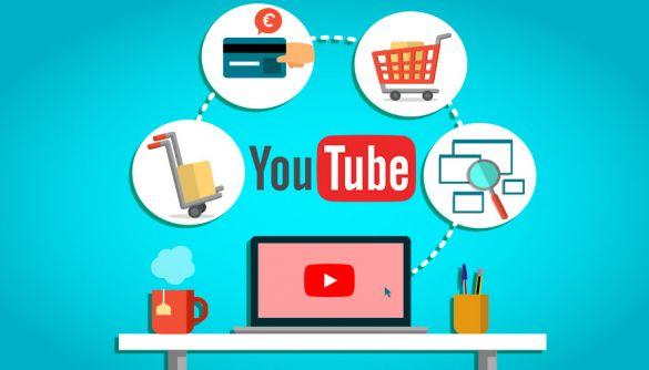 YouTube тестує функцію інтернет-магазину