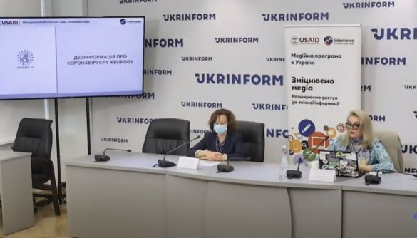 Більшість українців стикалися з чутками про коронавірус, третина вважала їх правдою – дослідження