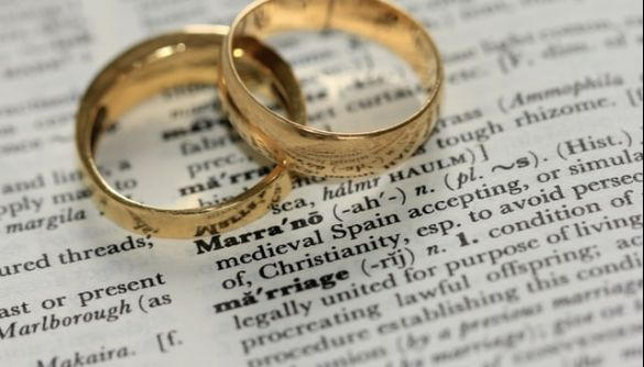 За період карантину в Україні зареєстрували в 6 разів більше шлюбів, ніж розлучень