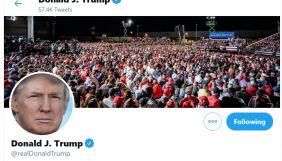 Хакер з Нідерландів стверджує, що отримав доступ до профіля Трампа в Twitter. Білий дім все заперечує