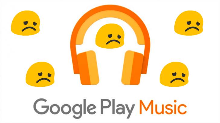 Компанія Google остаточно припинила роботу сервісу Google Play Music