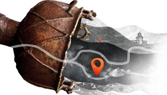 У Полтаві створили інтерактивну мапу, яка знайомить з пам'ятками археології