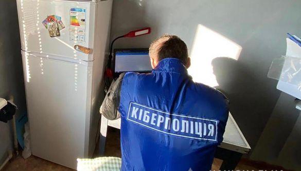 У Запорізькій області поліція викрила незаконний онлайн-кінотеатр