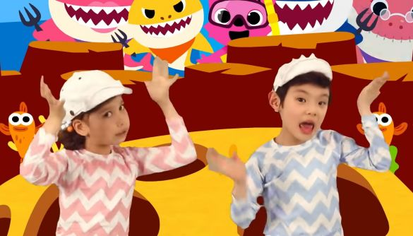 Дитяча пісня «Baby Shark» стала найпопулярнішою на YouTube. Її подивились 7 млрд разів