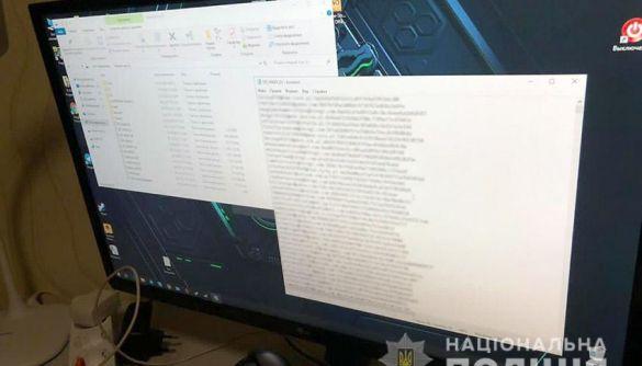 Поліція викрила хакера, який поширював логіни і паролі користувачів соціальних мереж
