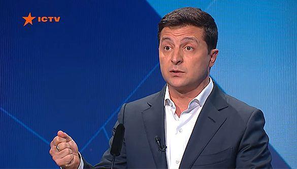 Зеленський на ICTV визнав, що тисне на суд і порушує Конституцію — моніторинг