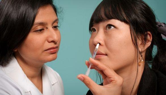 Американці розробили вакцину від COVID-19, яка вводиться через ніс