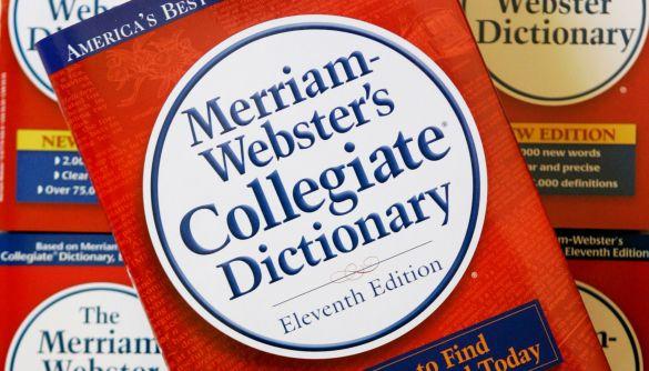 Словник Merriam-Webster назвав словом 2020 року «пандемію»