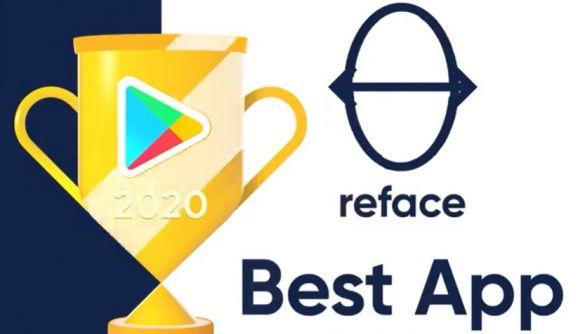 Додаток українських розробників Reface потрапив у топ Google Play за 2020 рік
