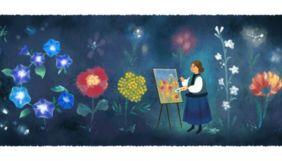 Google присвятила дудл 120-річчю художниці-самоучки Катерини Білокур