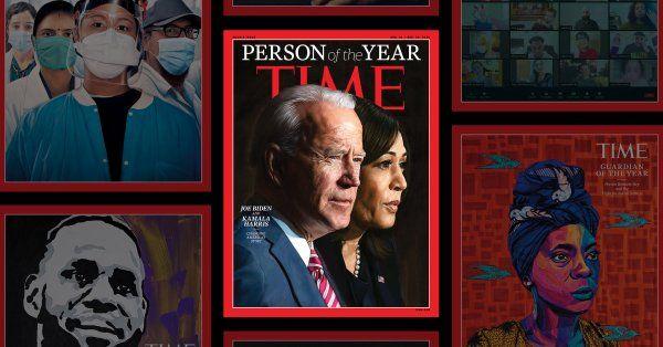 «Людьми року» від журналу Time стали Джо Байден та Камала Гарріс