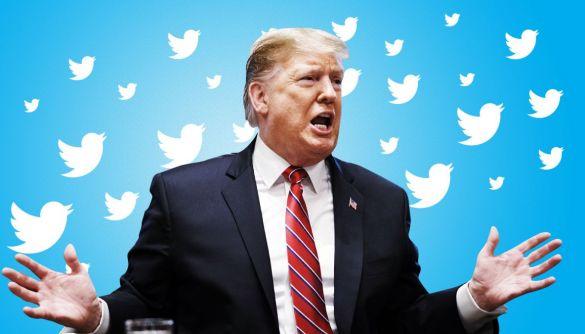 Twitter тимчасово заборонив «лайкати» деякі дописи Дональда Трампа про результати виборів
