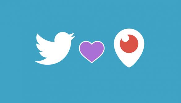 Twitter закриває свій сервіс відеотрансляцій Periscope
