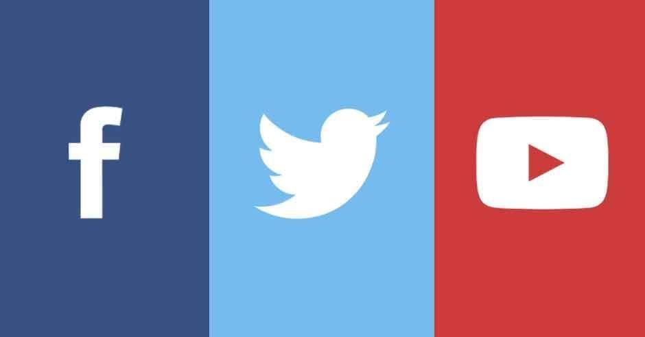 У Держдумі РФ пропонують штрафувати YouTube, Facebook і Twitter на сотні мільйонів або мільярди доларів