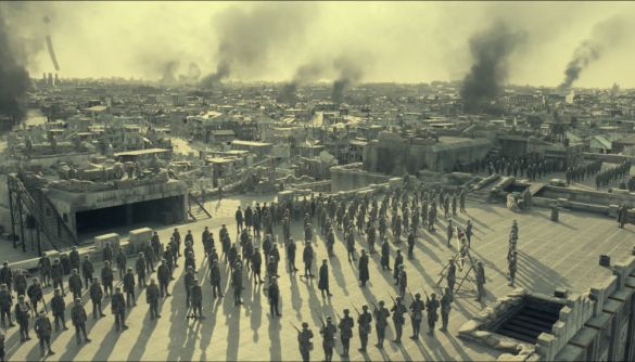 Найкасовішим фільмом 2020 року стала китайська військова драма «Вісімсот»