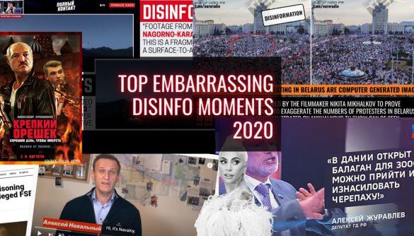 Отруєння Навального, фейки про COVID-19 та брехня Микити Міхалкова. У Європі склали рейтинг провалів російських пропагандистів