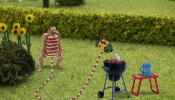 У Данії випустили дитячий мультсеріал про чоловіка з «найдовшим у світі пенісом»