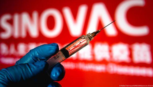 Китайська вакцина проти COVID-19, яку закупить Україна, показала 78% ефективності