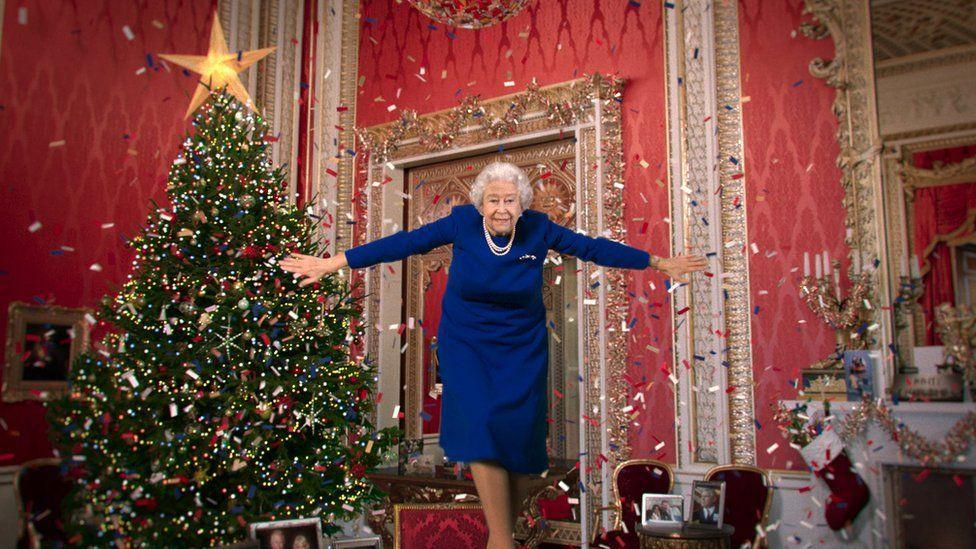 Британський телеканал зняв діпфейк з королевою Єлизаветою ІІ. На нього поскаржилися понад 350 разів