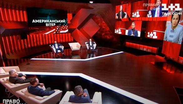 «1+1» провів неанонсований ефір «Права на владу» для відбілювання Дубинського — моніторинг