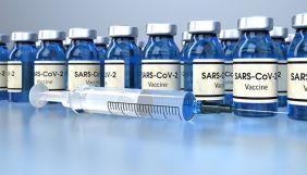 МОЗ оголосило дату надходження в Україну першої партії вакцин від коронавірусу