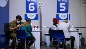 Вакцина від COVID-19 компанії Pfizer захищає від симптомів хвороби на 94% — ізраїльське дослідження