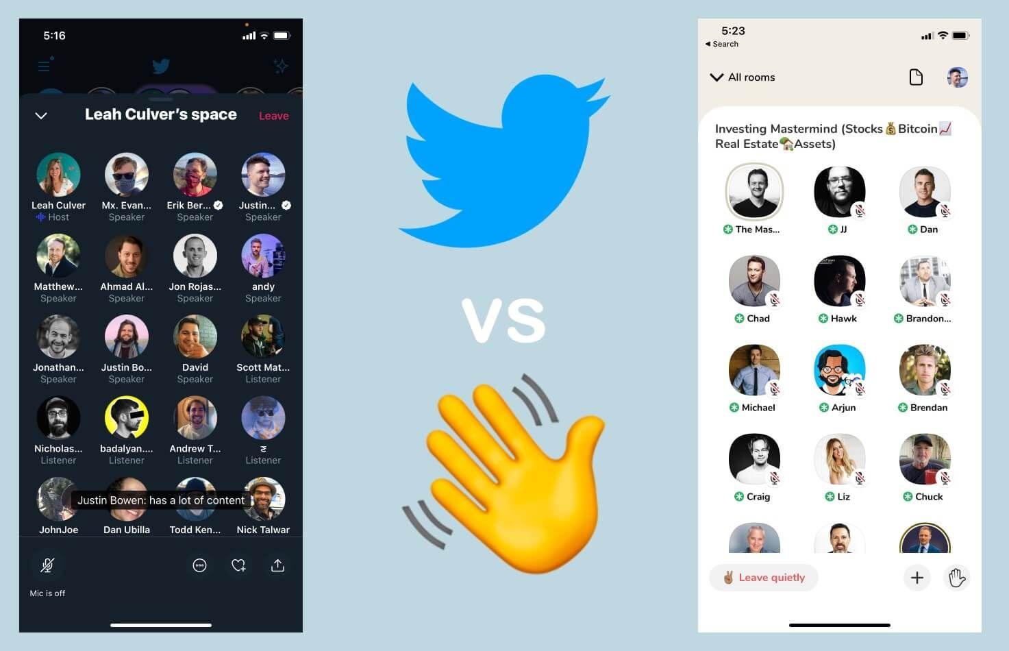 Twitter розпочав тестувати аналог Clubhouse серед користувачів з Android