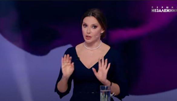 Новини каналів ОПЗЖ взялися за просування Оксани Марченко як політикині — моніторинг