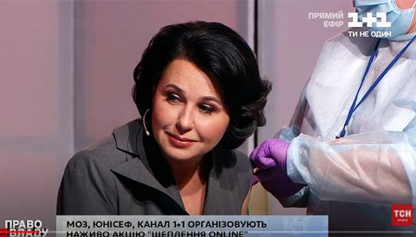 Щеплення в прямому ефірі в ім'я Анубіса. Маніпуляції і фейки про коронавірус в українських медіа 1—7 березня 2021 року