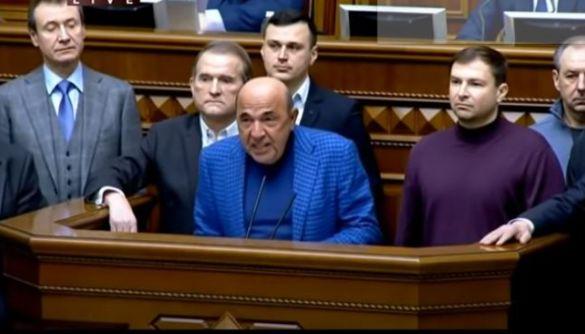 Санкції проти Медведчука змусили згадувати про ОПЗЖ навіть канал «Україна» — моніторинг