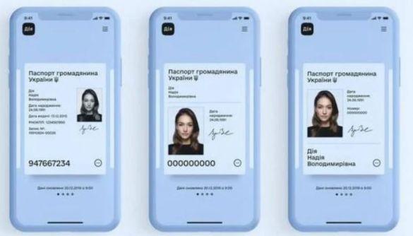 В Україні остаточно прирівняли електронний паспорт до паперового та ID-картки