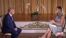 Facebook видалила інтерв'ю Дональда Трампа зі сторінки його родички. І планує надалі видаляти подібний контент